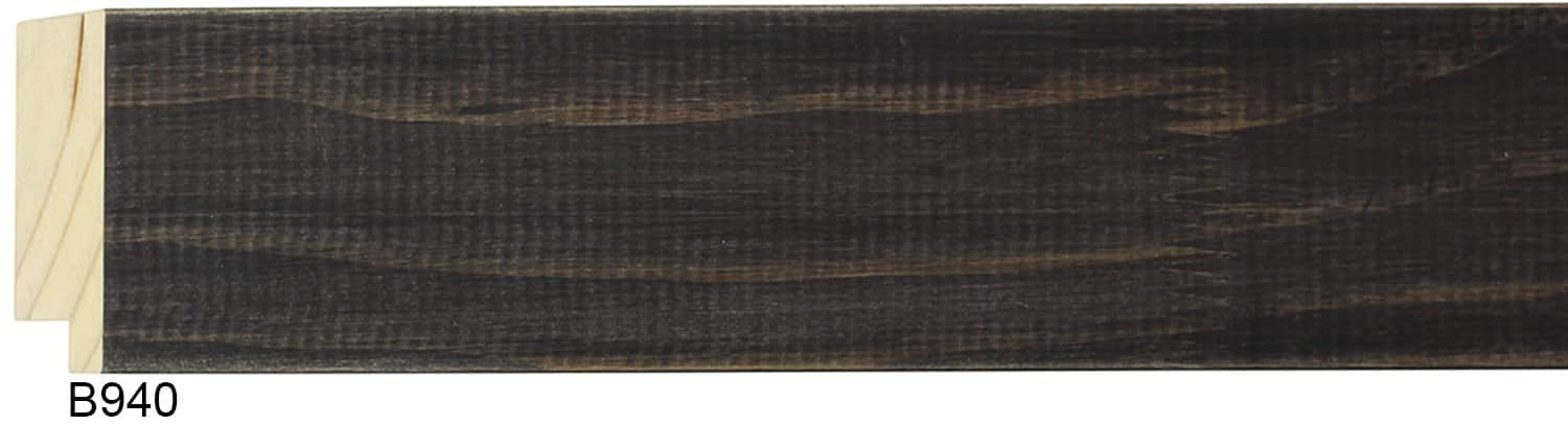 2 1/2 inch COUNTRY CHARCOAL BLACK