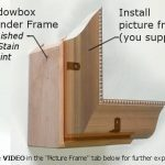 SHADOWBOX EXTENDER - Unfinished
